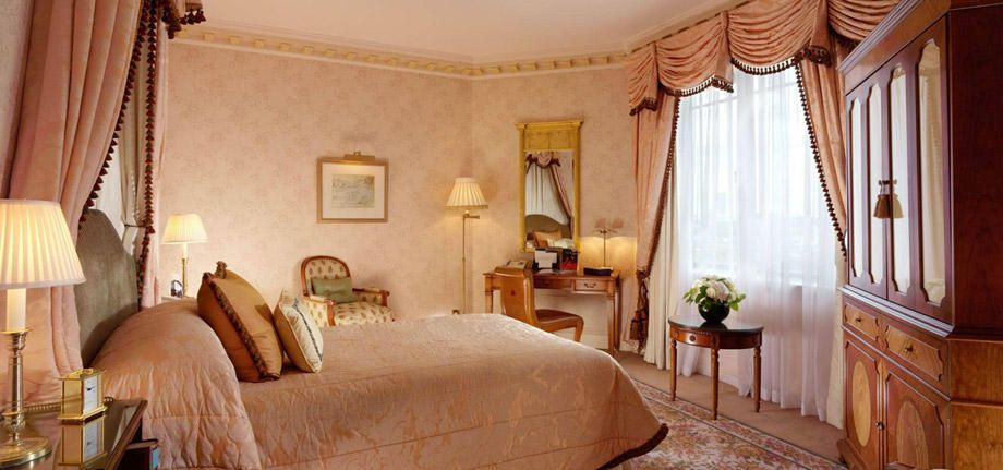 Superior Queen Room Luxury Hotel Rooms Suites London 5 Star