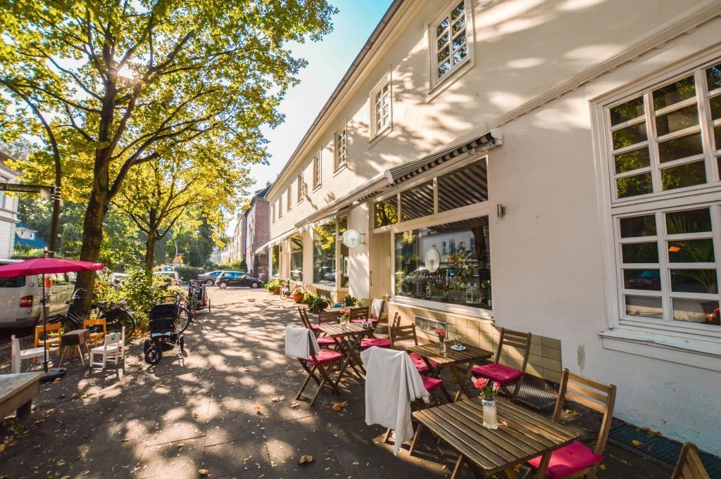 Wohnen im schönen Stadtteil Ottensen. Hamburg Wohnung