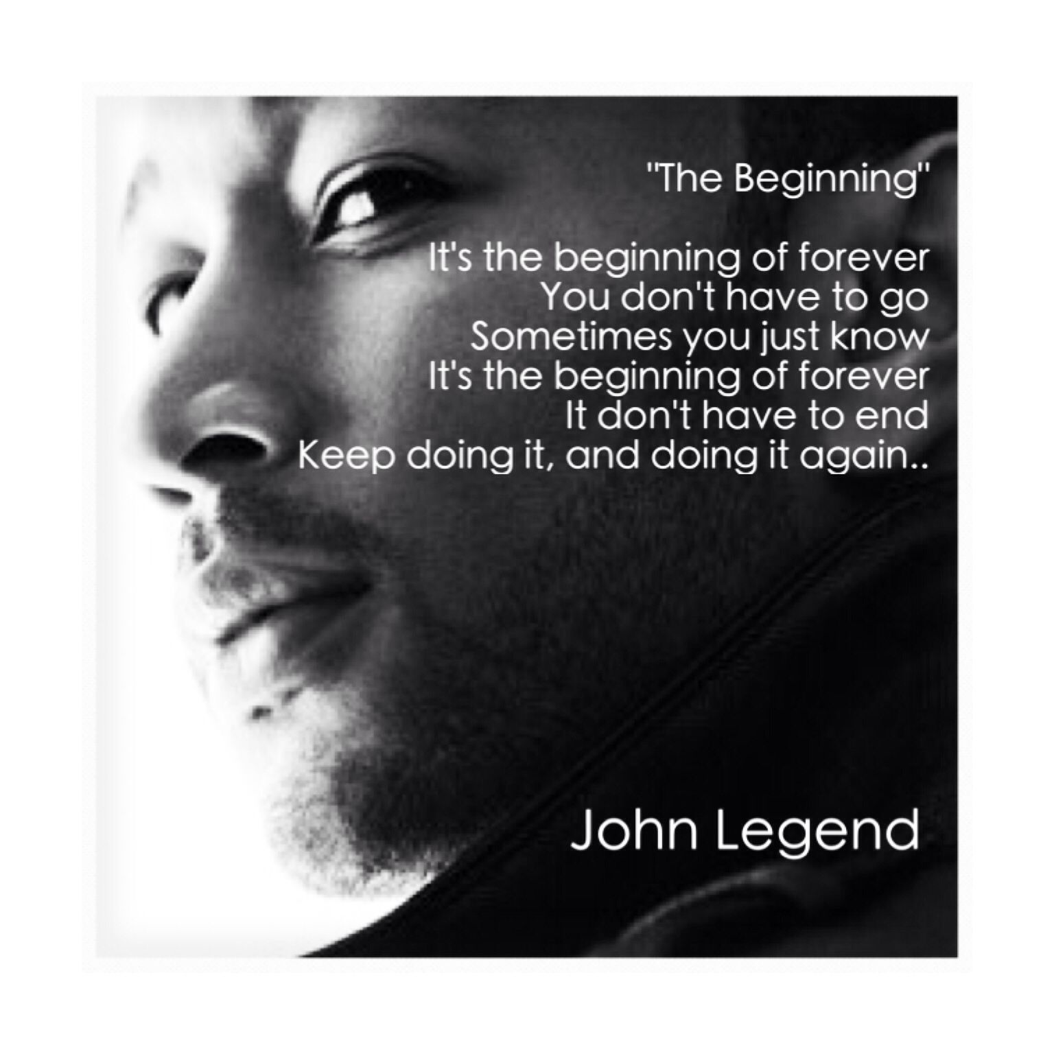 Quotes by John Legend @ Like Success