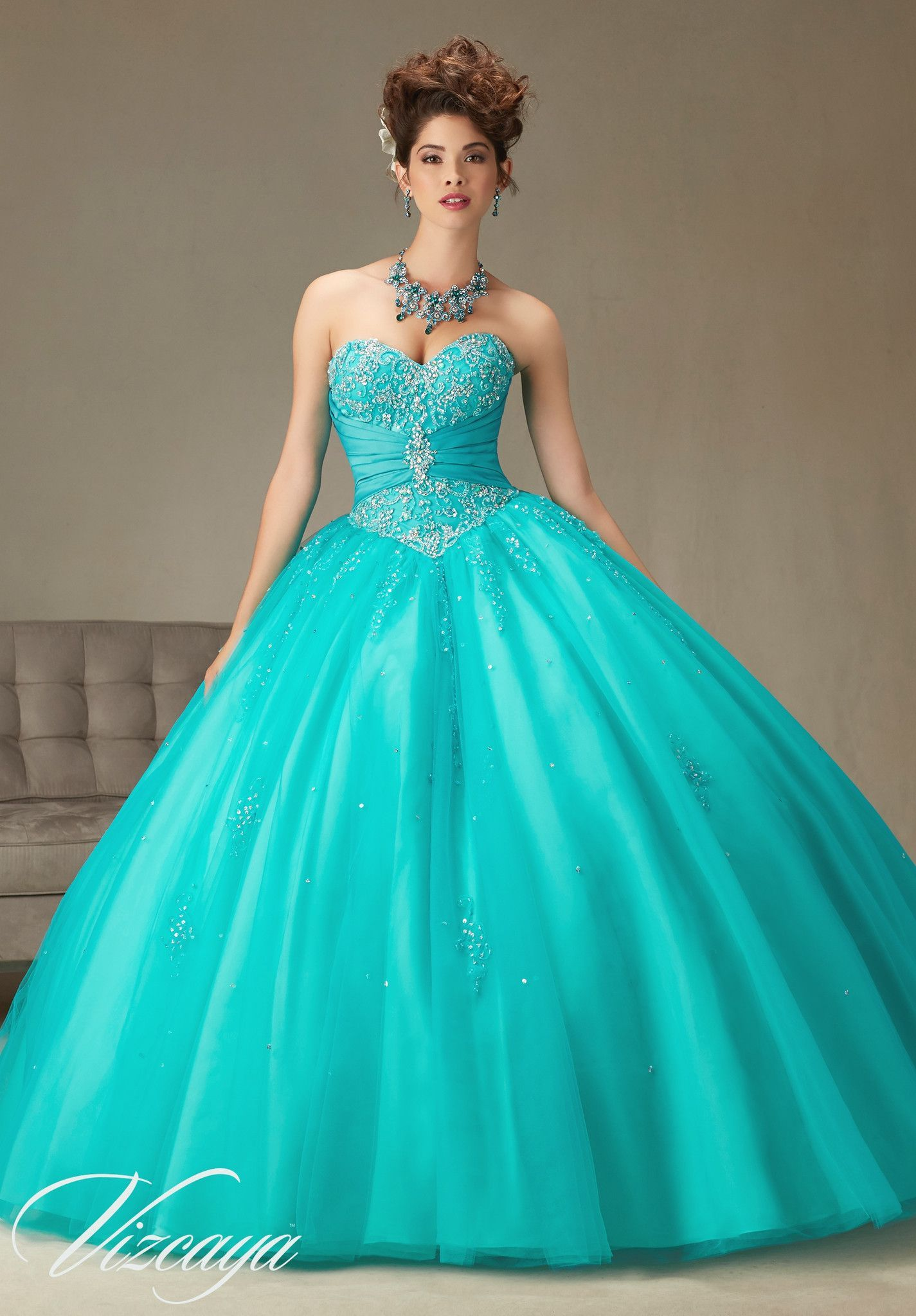 Blue aqua quinceanera dresses recommend to wear for everyday in 2019