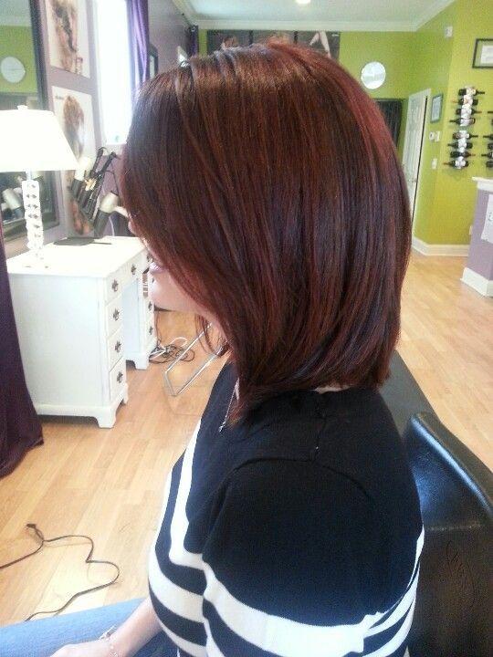 Pin By Denise Peifer On Hair Ideas Pinterest Hair Hair Styles