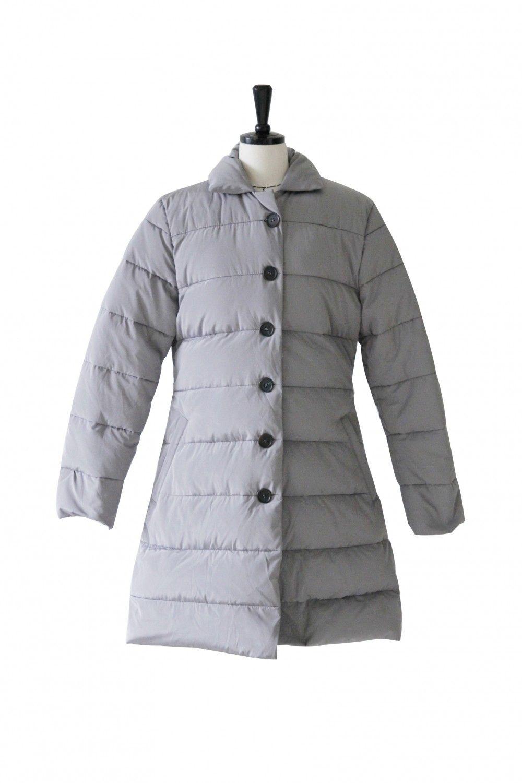 Insulated Short Collar Coat