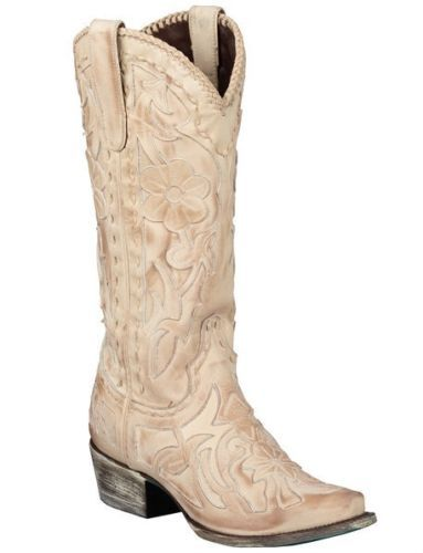Lane Western Boots Womens Poison Floral
