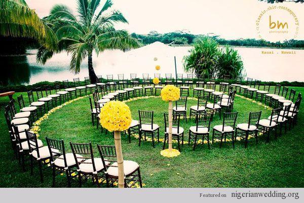 Outdoor wedding decoration ideas summer nigerian wedding outdoor wedding decoration ideas summer nigerian wedding breathtaking outdoor wedding ceremony decor ideas junglespirit Images