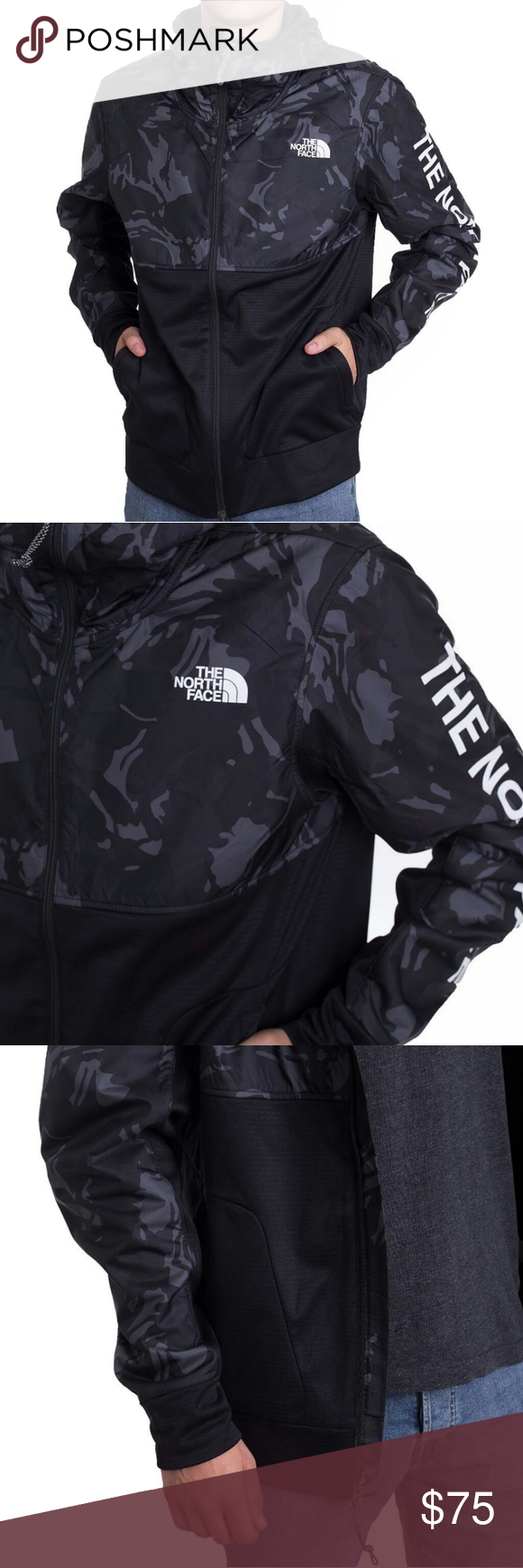 Men The North Face Tnl Ovly Jacket Black Jackets The North Face Black North Face [ 1740 x 580 Pixel ]