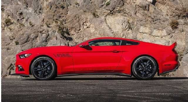 2017 Ford Mustang Mach 1 Concept 2016 Car Models2016