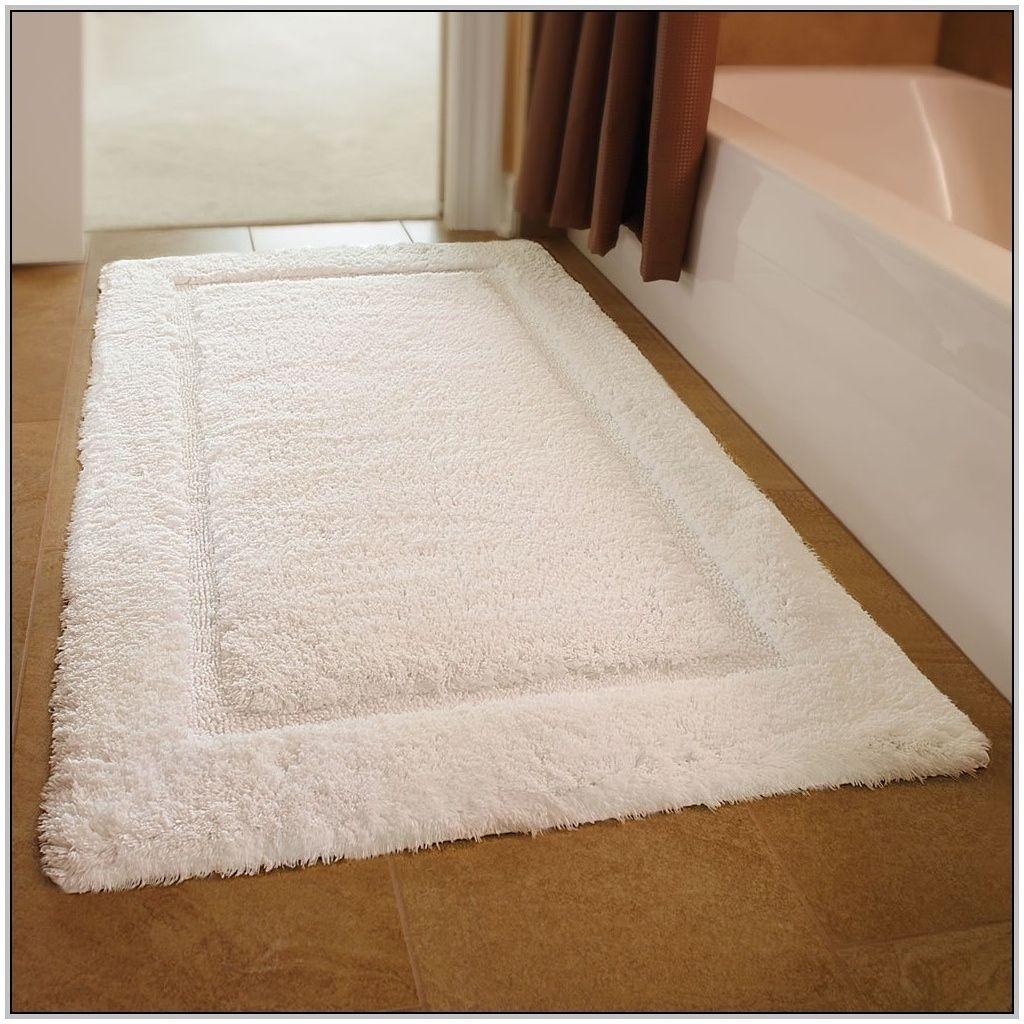 15 Long Bathroom Rugs Ideas With Great Functionality Bathroom