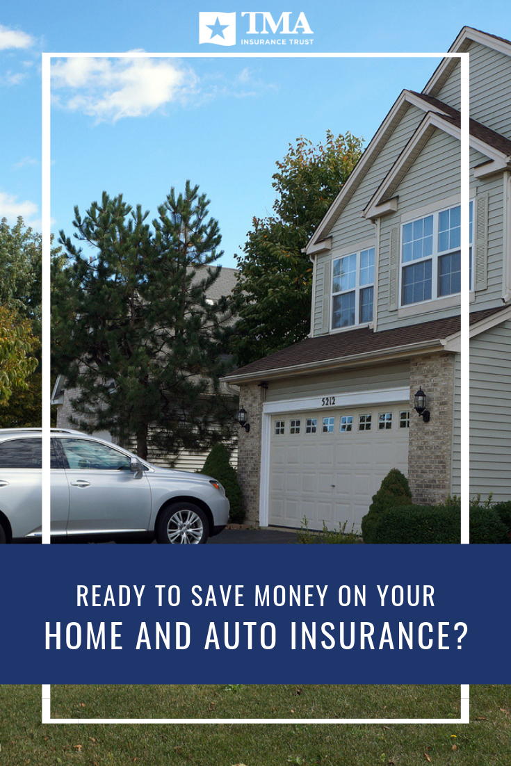 Ready To Save Money On Your Home And Auto Insurance Home And Auto Insurance Car Insurance Homeowner