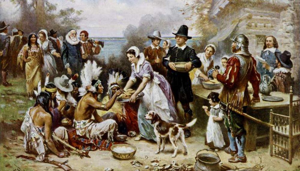 Qué Significa El Día De Acción De Gracias Qué Es El Thanksgiving Day Fotos De Acción De Gracias Historia De Halloween Gracias En Ingles