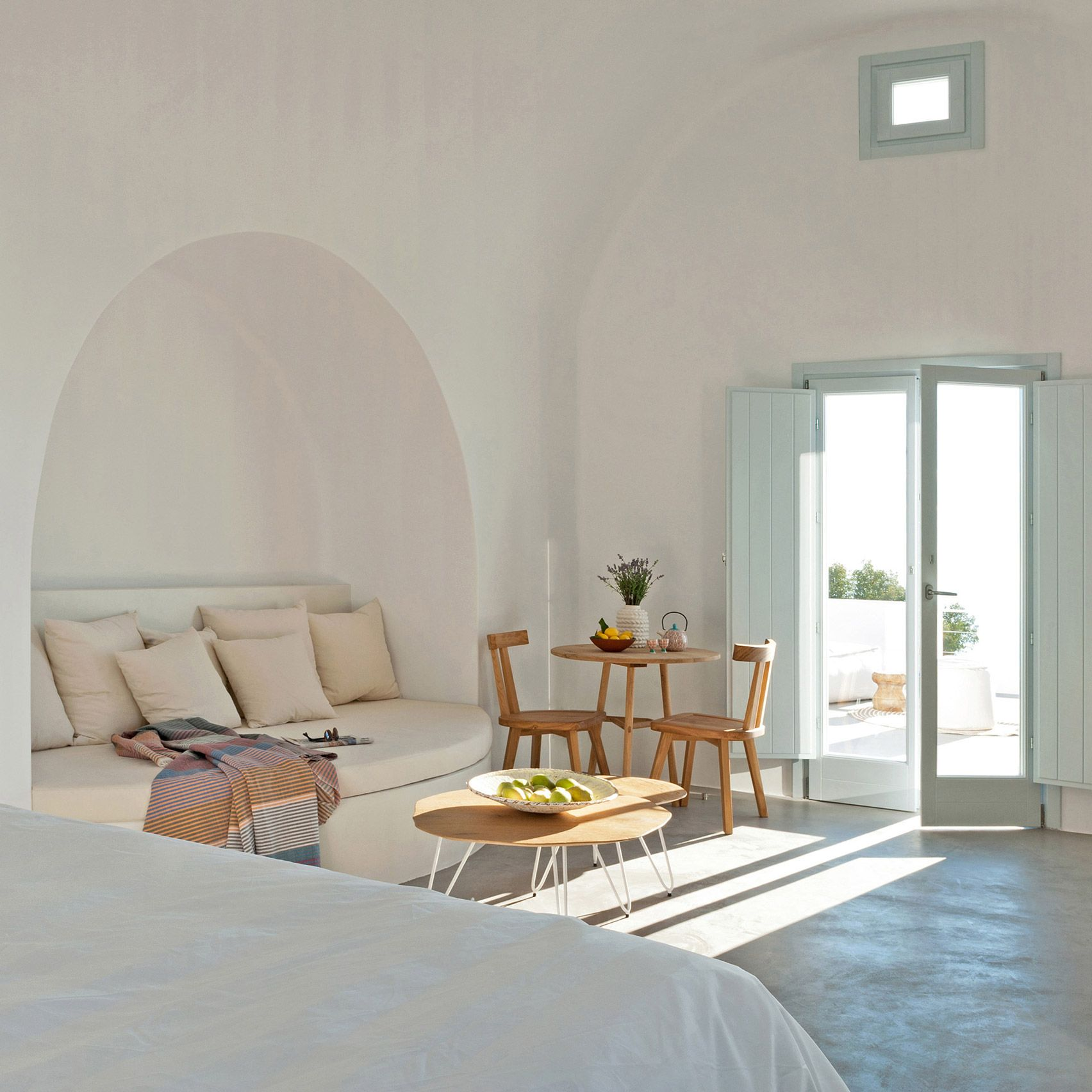 Seven Santorini island retreats by Kapsimalis Architects