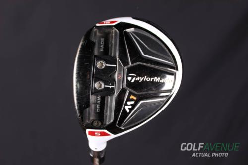 TaylorMade M1 Fairway 5 Wood 19 Regular Left-H Graphite Golf Club #14314