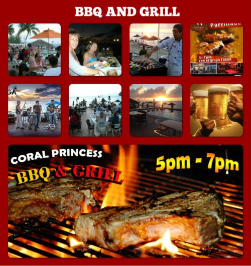 MONDAY OF BBQ AND GRILL  / Lunes de BBQ AND GRILL