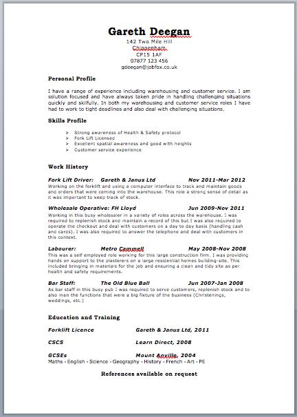 cv template 2 resume cv design pinterest cv template and