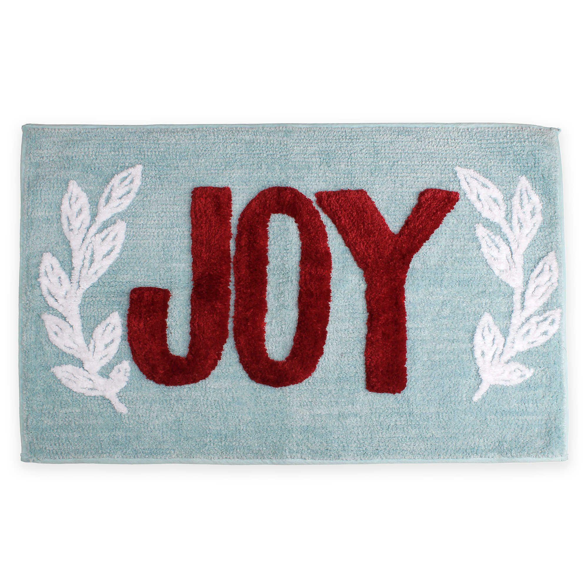 Frosty Bath 30-Inch x 20-Inch Rug | Christmas Decor | Pinterest ...