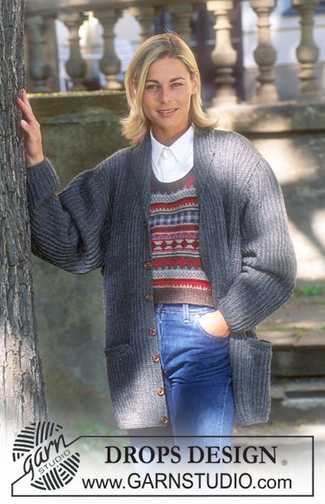 Photo of DROPS 44-2 – free knitting patterns by DROPS design