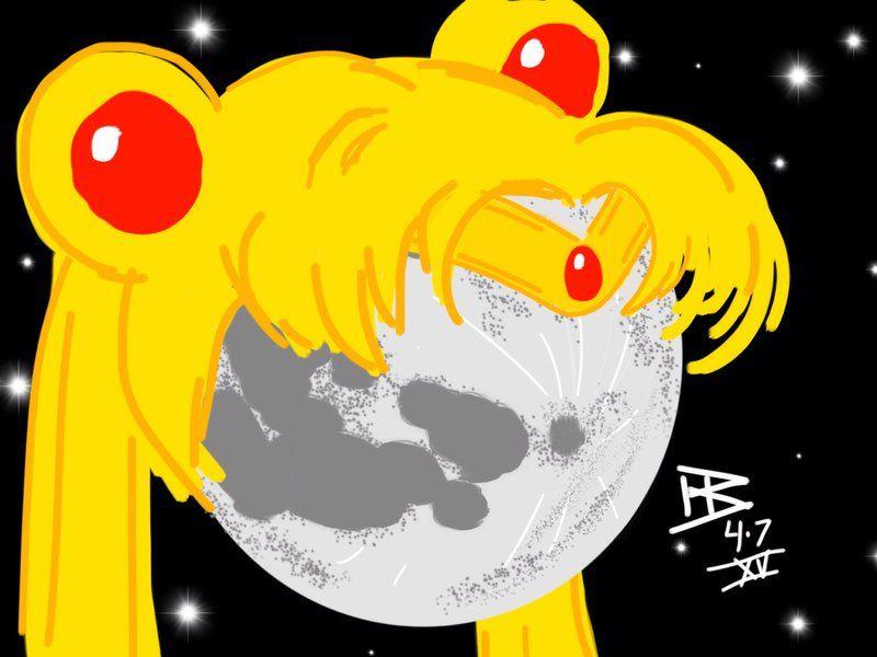 Sailor Moon by Ninjasmacks.deviantart.com on @DeviantArt
