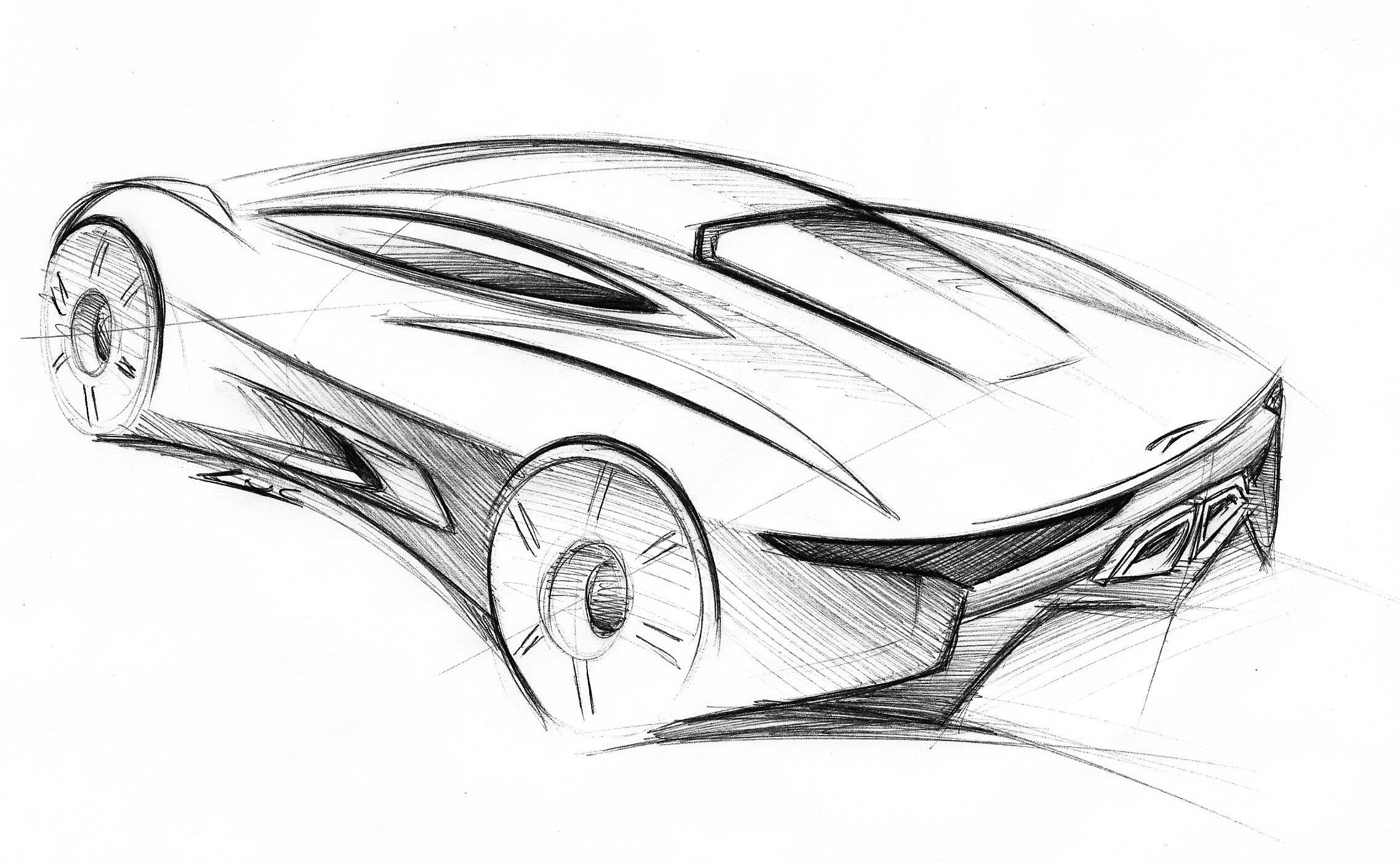Sketching Practice Jaguar By Lukeedeeviantart On