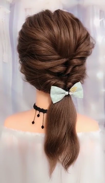 hairstyles for long hair videos| Hairstyles Tutorials Compilation -   22 beauty Videos salon ideas