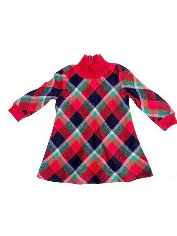 dc5234ea971e FRENCH 70  s winter wool baby dress    size 1 year by jolimome ...