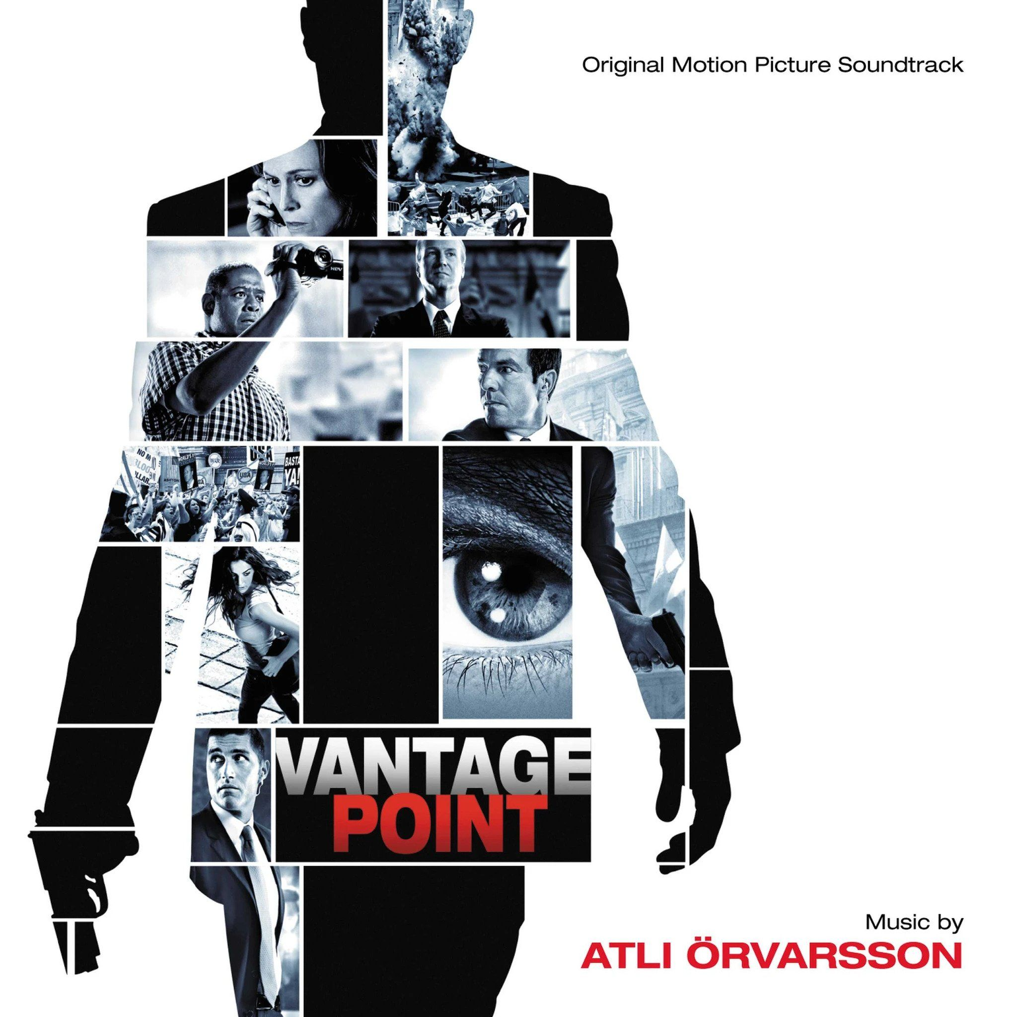 """Vantage Point"" movie soundtrack, 2008. in 2020 Matthew"