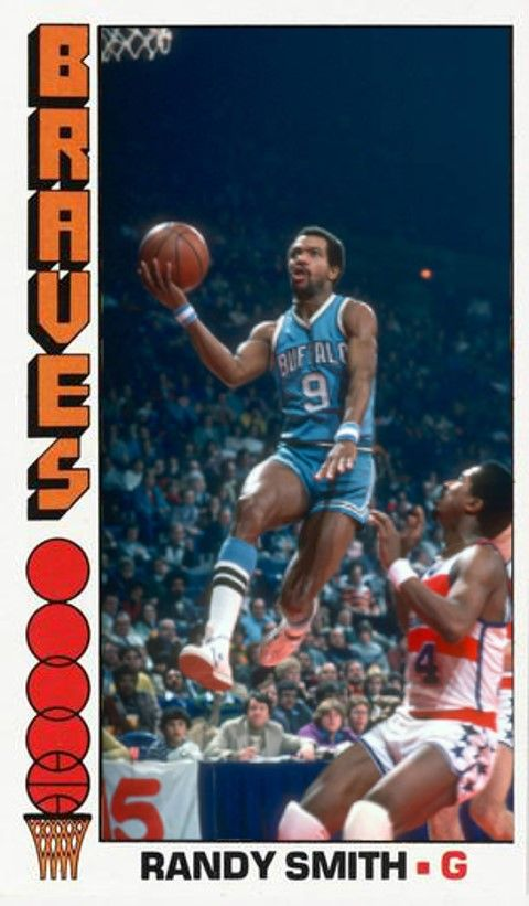 Randy Smith Buffalo Braves Basketball Players Nba Braves American Sports