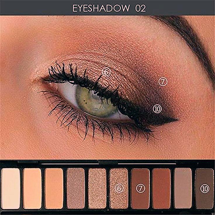 23 Natürliche Smokey Eye Make-up machen Sie brillant - Samantha Fashion Life - Diana