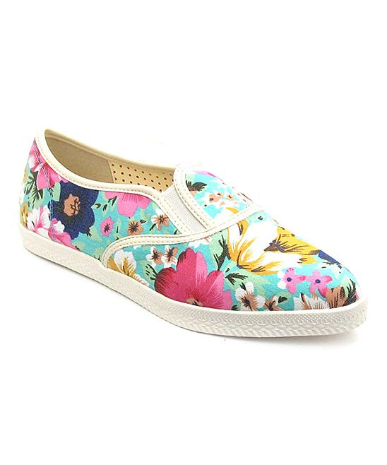 B.A.I.T. Turquoise Yuri Sneaker | zulily
