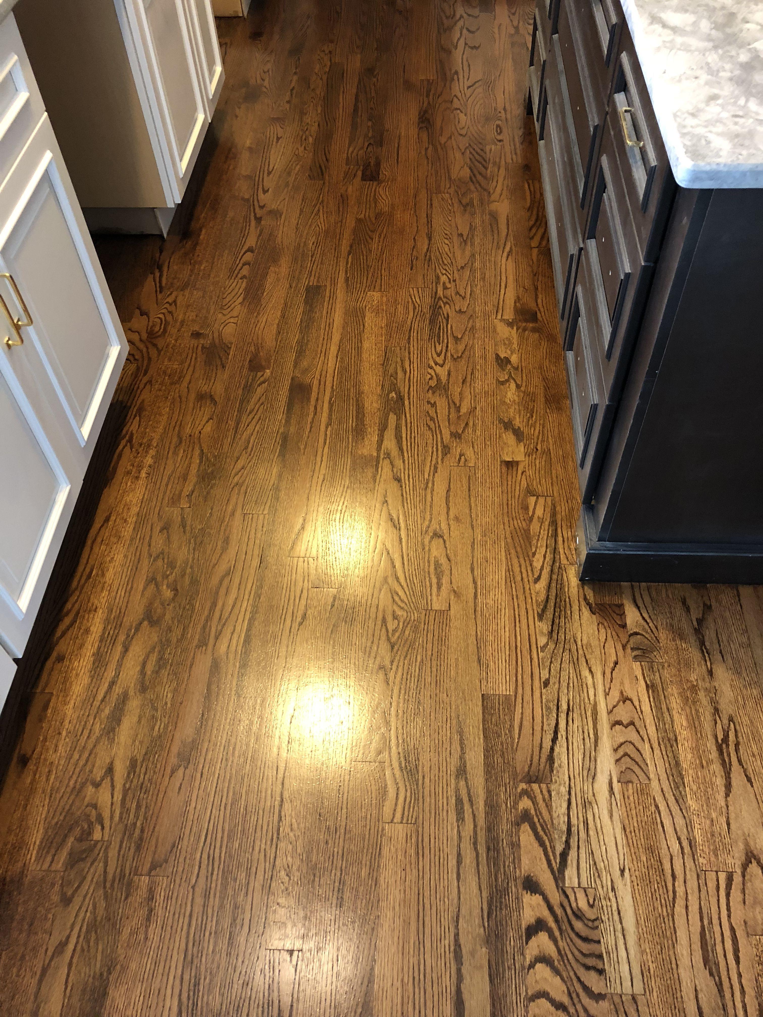 Provincial Floor Stain on White Oak Hardwood floor stain
