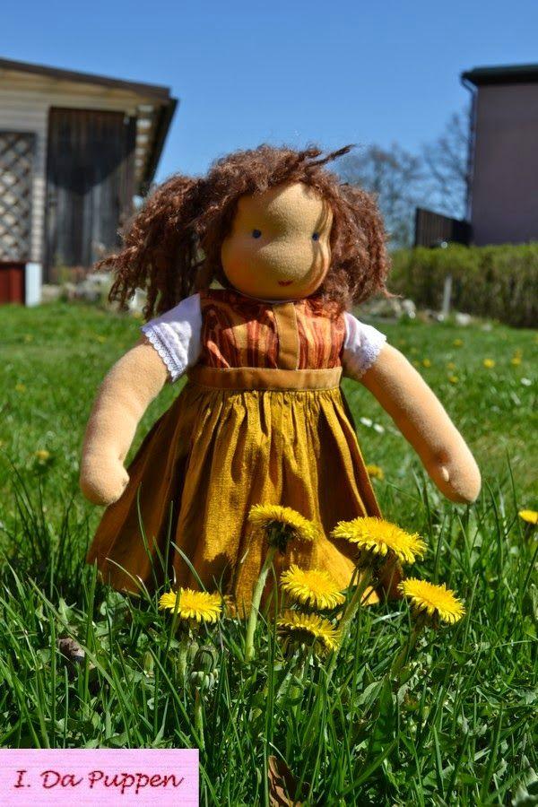 I.Da - Puppen : Puppe Sara