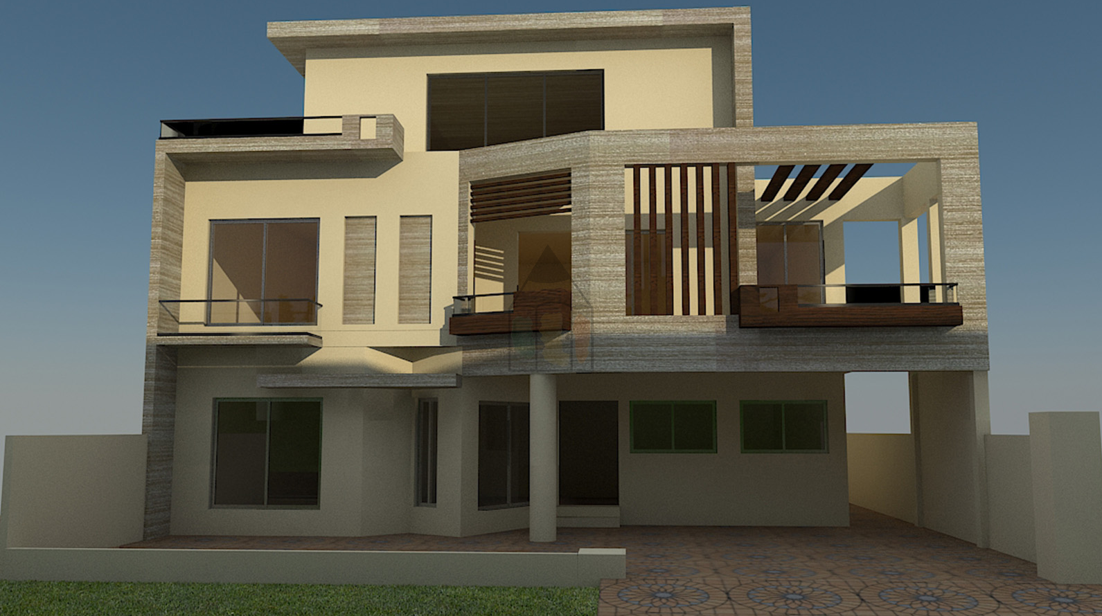 Pin By Muhammad On Essa House Plans Front Elevation House