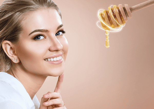 خلطات العسل لعمل افضل ماسك للوجه Honey Honey Spoons Honey Pot