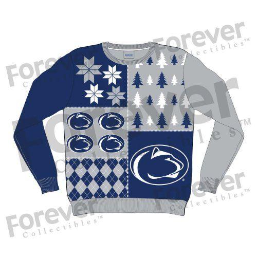 Penn State Nittany Lions Christmas Sweater   NCAA Christmas ...
