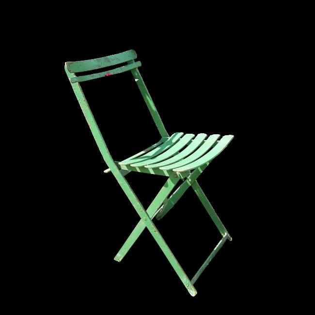 Ancienne chaise de jardin | + L\'extérieur / Outdoor & home garden ...