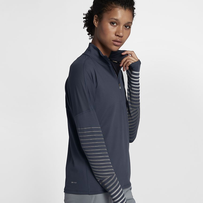 0635e37859de Nike Element Flash Women s Reflective Long Sleeve Running Top ...