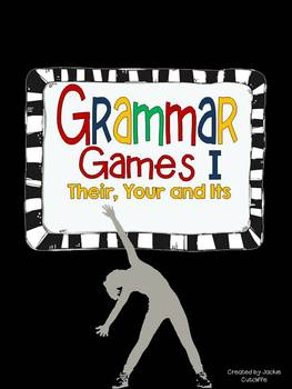 Make learning fun and teach grammar at the same time with Grammar Games!