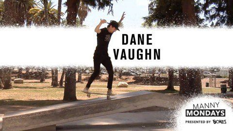 Manny Mondays: Dane Vaughn | TransWorld SKATEboarding - http://DAILYSKATETUBE.COM/manny-mondays-dane-vaughn-transworld-skateboarding/ - Dane Vaughn can do it all and manuals are no exception. Presented by Bones Wheels. Video / @thejoeface Follow TWS for the latest: Daily videos, photos and more: http://skateboarding.transworld.net/ Like TransWorld SKATEboarding on Facebook: https://www.facebook.com/TransWorldSkate Follow - dane, manny, mondays, skateboarding, transworld, vaug