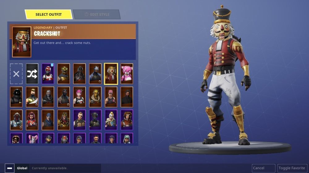 Fortnite Christmas Account I Will Send The Info Through Pm