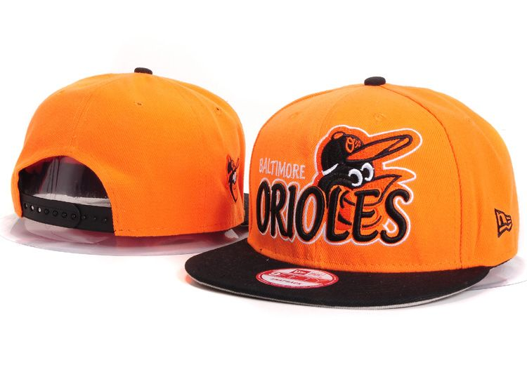 MLB Baltimore Orioles Snapback Hat (14)  416065104854