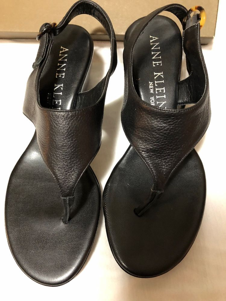 d06fc668347 Womens Shoes 9B Anne Klein new  fashion  clothing  shoes  accessories   womensshoes  sandals (ebay link)