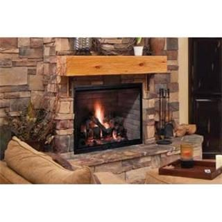 Majestic 38 Radiant Wood Burning Fireplace Wood Burning
