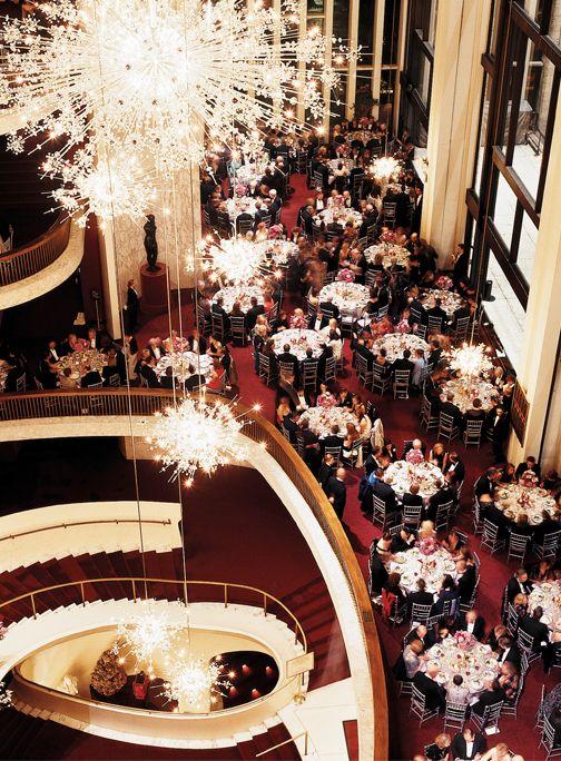 Los Angeles Music Center Wedding Venue Reception InsideWedding Decor