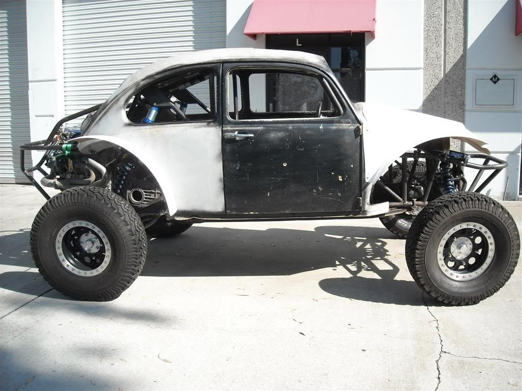 Long+Travel+Baja+Bug |     View topic - MGM/FRP's new a-arm baja bug