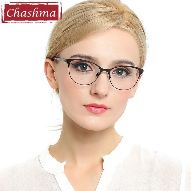 dea05acd5525 Chashma 2017 New Cat Eyes Style Glasses Women Top Quality Female Optical  Glasses Frames Eyewear Fashion Eyewear