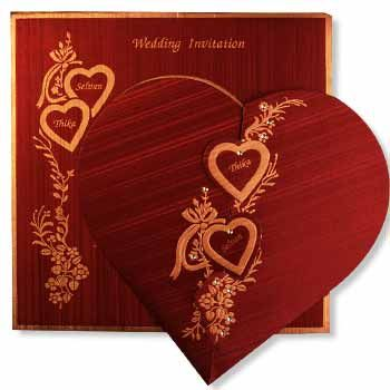 Wedding Cards Invitations Indian