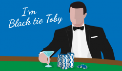 I'm Black tie Toby! Which British gent are you? Find out at…