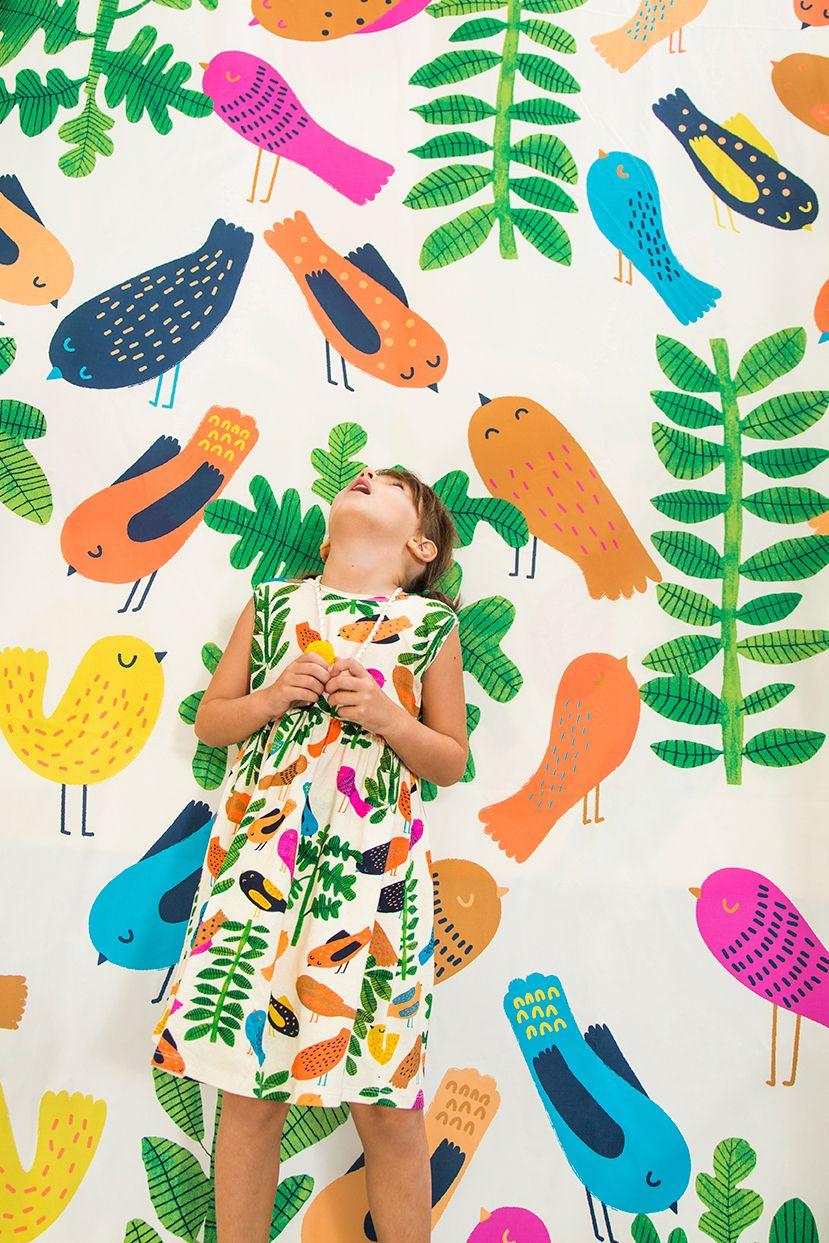 kids art textiles Kawaii! lojinha.afabula.com.br
