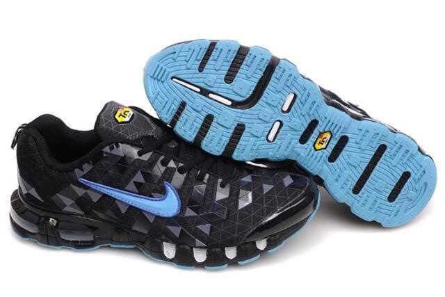 mens nike air max. 10 stivali nero blu reale in vendita nike: d