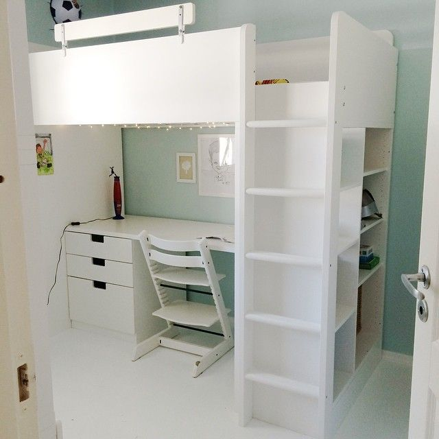 Billedresultat for ikea stuva loftseng  Girls Playroom in 2019  Diy room decor Ikea stuva