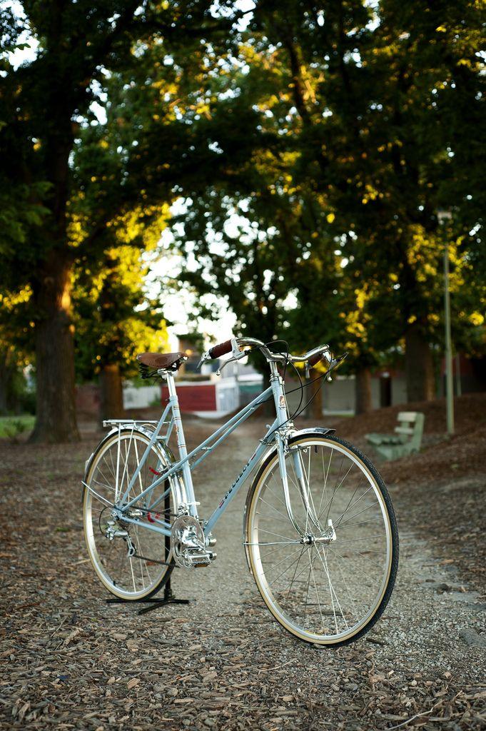 Peugeot Mixte Restoration | Peugeot, Cycling and Bike stuff