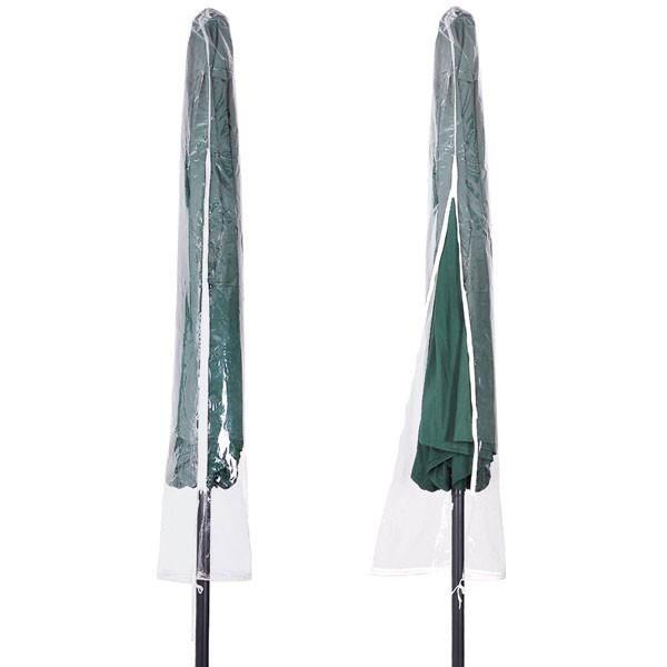 Outdoor Patio Umbrella Cover PVC For 13ft Umbrellas
